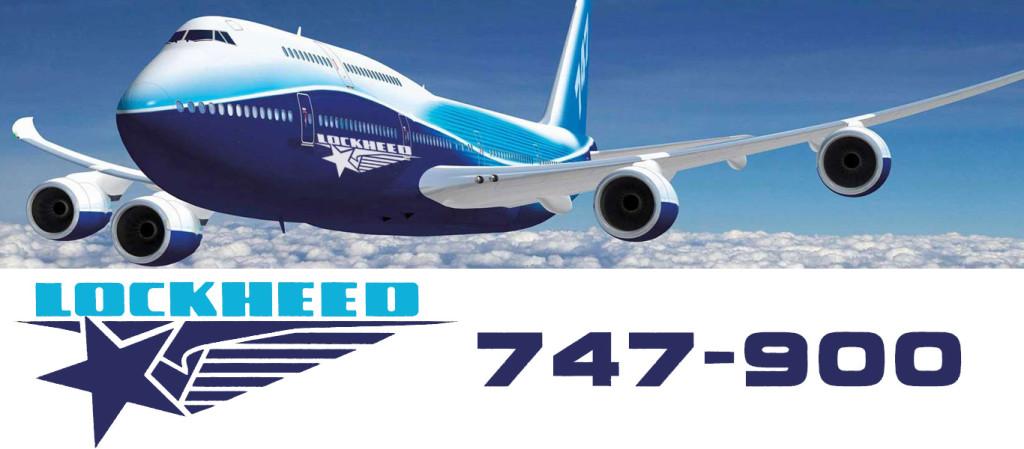 Lockheed747
