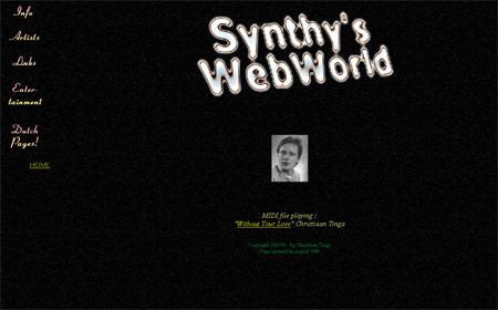 Synthy's Webworld